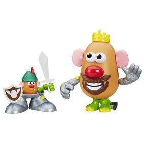 Mr Potato Head Container Cavaleiro Temático