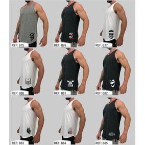 ba0142987 Camiseta Regata Longa - Camisetas Regatas para Masculino no Mercado ...