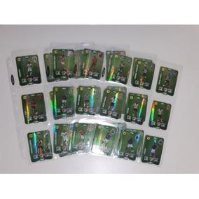Cards Brasileiro Pepsico Elma Chips Tazos