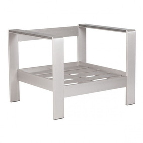 Silla Para Jardin Modelo Cosmopolitan - Aluminio Këssa Muebl