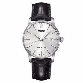 Reloj Nuevo Mido Baroncelli M013.410.16.031.00 100% Original