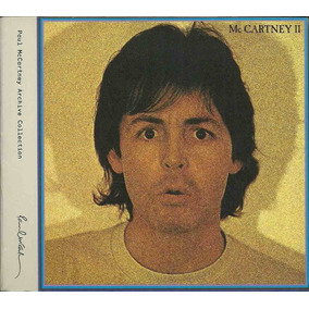 Mccartney 2 - Cd Archive Collection - Europeu