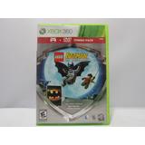 Lego Batman: The Videogame - Xbox 360 ¡usado! Combo Pack