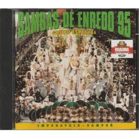 Cd - Sambas De Enredo -1995