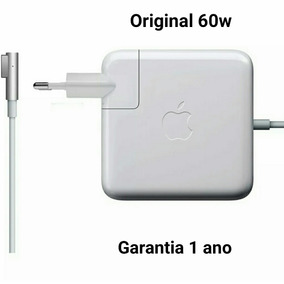 Fonte Carregador Original Apple Macbook Pro 60w Magsafe 13