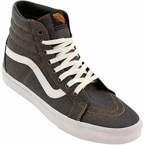 Zapatos Hombre Vans Men Sk8hi Reissue Indigo (b Talla 40 f9e61b8beca