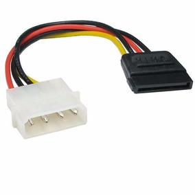 Cable Sata Power Para Pc Nuevo