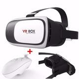 Vr Box +mando( Lentes De Realidad Virtual Lince