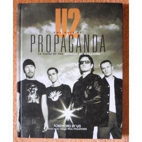 Livro U2 The Best Of Propaganda - U2 Magazine