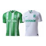 Camiseta Atlético Nacional 2019 Nike Verde O Blanca Hom/muj