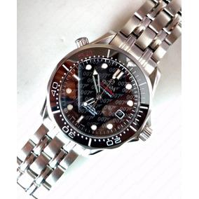 f67e3f824ed Relógio Seamaster 007 50th Automático