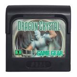 Juego Game Gear Dragon Cristal Original