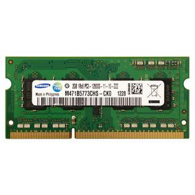 Memoria Ram Ddr3 2gb Sodimm Para Laptops - Marcas Varias