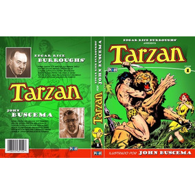 Tarzan Mega Coleção Digital Ebal E Outras A Mais Completa
