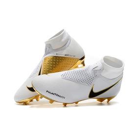 0c0243a01ee83 Chuteira Dourada - Chuteiras Nike de Campo para Adultos no Mercado ...