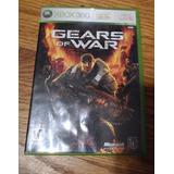 Gears Of War - Xbox 360 - Retrocompatible Con Xbox One