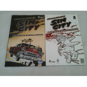 Pack Sin City: Valores Familiares (completo) - 2 Ejs