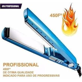 Chapinha Prancha Profissional Nano Titanium 1 1/4 Até 450ºf
