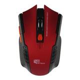 Mouse Inalambrico Fantech (mod.w545) Rojo