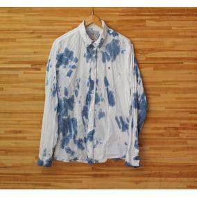 d27f05413c Camisa Masculina Mangalonga Tie Dye Damyller Tam M Seminova
