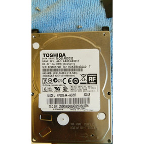 Placa Lógica Hd Toshiba Mq1abd032 320gb