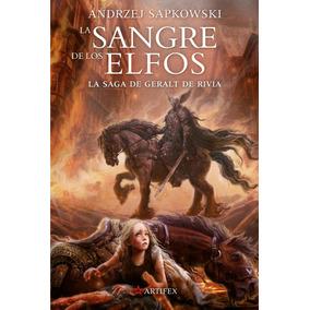 Sangre De Los Elfos - Andrzej Sapkowski | Geralt De Rivia 3