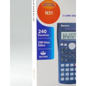 Calculadora De 240 Funciones Científica Nueva