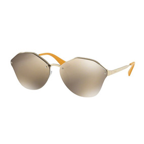 Oculos De Sol Prada Dourado - Óculos no Mercado Livre Brasil dd3bf2bb73
