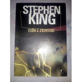 Livro Tudo É Eventual Barato. De Stephen King.
