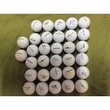32 X Bolas De Golfe Top-flite Usadas