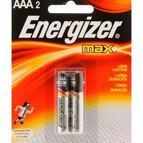 Pila Alkalinas Energaizer Blister Aaa X 2