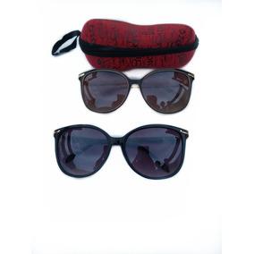 Óculos Espelhado Feminino Olho De Gato Gatinho Metal Redondo. R  40 60e9e48694