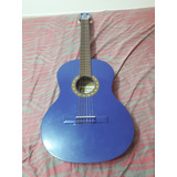 Guitarra Criolla Gracia M2 Azul Violacio
