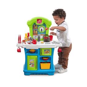 Cocina De Juguete, Cocinita Niños, Juego Infantil - Step2