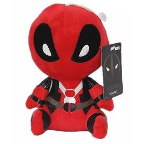 Deadpool Plush Boneco Pelúcia Marvel