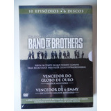 Dvd Box Band Of Brothers - 10 Episódios - 6 Discos Lacrado