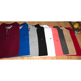 Playeras Tommy Hilfiguer. (tipo Polo)