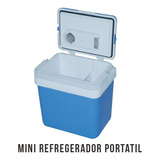 Mini Refrigerador - Cooler Para Automovil De 24l