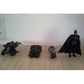 Batman / Tumbler / Batpod / Batwing - Hot Wheels