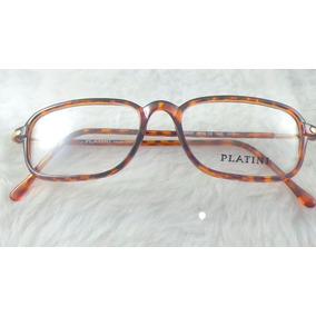 535450486026b Armação Oculos Platini Frame Italy Armacoes - Óculos no Mercado ...