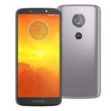 Celular Motorola Moto E5 Plus 2gb Ram 16gb Huella Gris