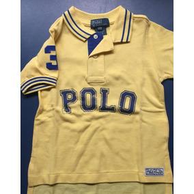 Camisa Polo Ralph Lauren 24 Meses (2 Anos) - Calçados 6bdb9b9e03f