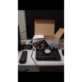 M-audio M-track 2x2 Interface Usb 24bit 192khz