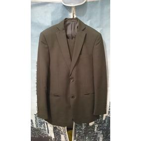Traje Sonneti (men s Factory) 36-r Usado Negro Slim Fit edcee5fd237