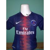 Camiseta Psg Niño - Camisetas de Fútbol en Mercado Libre Chile dc66a59bf3038