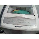 Maquina De Lavar Brastemp Bwq24a Auto Aquecimento 7kg Usada
