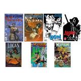 Coleção Quadrinhos Wolverine 7 Edições Especiais