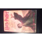 Harry Potter, Las Reliquias De La Muerte (tapa Dura, Ingles)