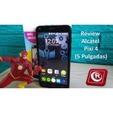 Celular Alcatel Pixi 4 Dualsim 6 Pulgadas Libre 4g Blanco #4