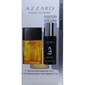 fbef384cd2 Perfume Azzaro Elixir Spray 100ml E Desodorante Stick 75ml ...